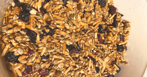 Dried Cherry Trail Mix