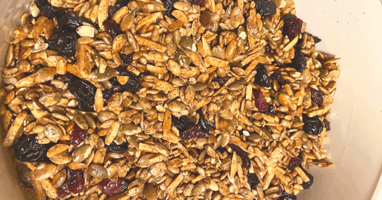 Dried Cherry Trail Mix Recipe